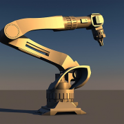 robotic-arm-model