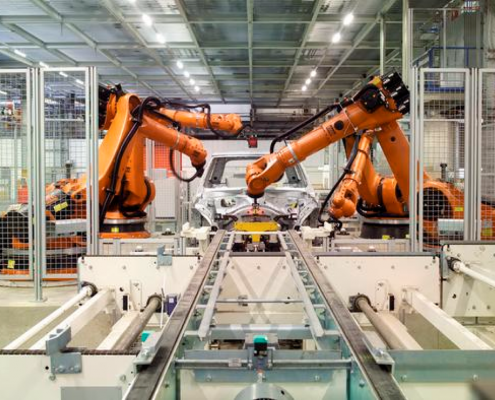 robotic-assembly-line